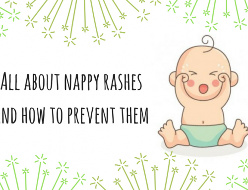 All about nappy rashes and how to prevent them