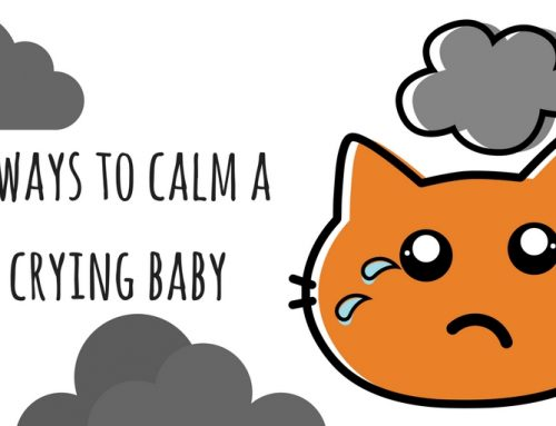 5 ways to calm a crying baby